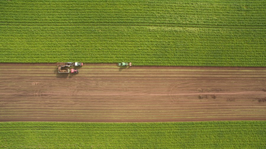 Aerial Photography for Farmers in Birmingham